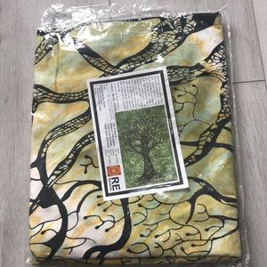 🍃🌟 Classic Tree Wall Tapestry 135x210cm